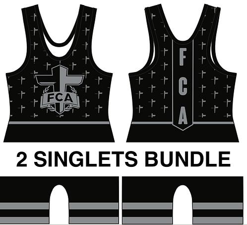 FCA Singlet Bundle