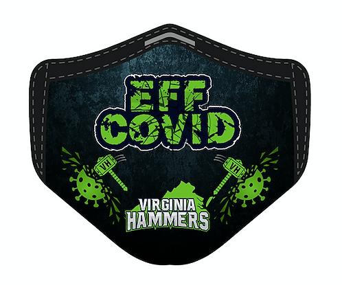 Eff Covid Mask Green