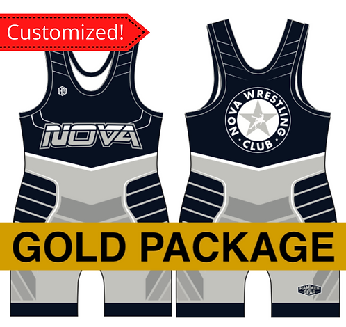NOVA CUSTOM Gold Package
