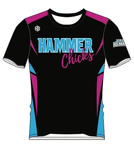 HAMMER CHICKS Shirt
