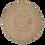 Thumbnail: Round Braided Jute Rug 240 cm