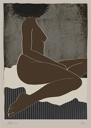 Nude by Janet Fryer