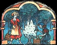 image medievale - genievre (transparent)