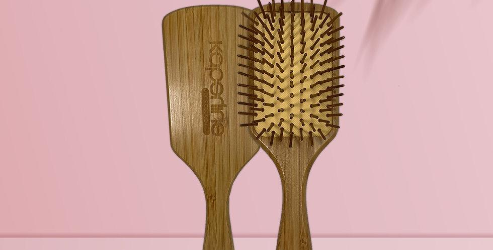 Square Bamboo Brush