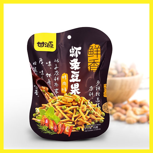 Shrimp Snack with Roasted Meat 75g