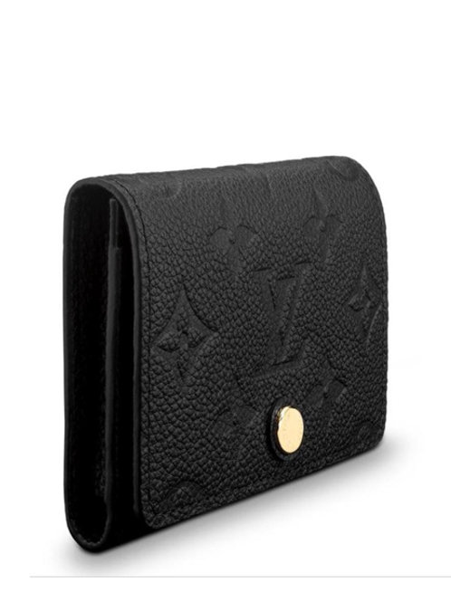 MONOGRAM EMPREINTE LEATHER BUSINESS CARD HOLDER  M58456