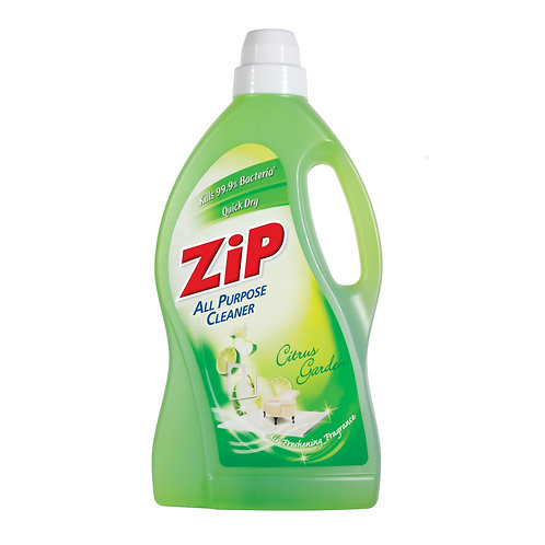 Zip All Purpose Cleaner - Citrus Garden	1.8L