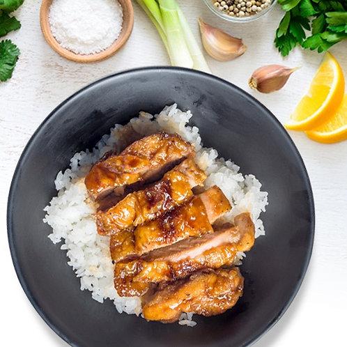 日式鸡扒 Japanese Teriyaki Chicken Chop