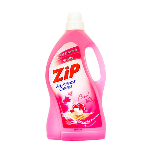 Zip All Purpose Cleaner - Floral Valley	1.8L