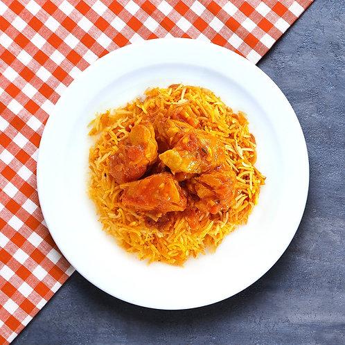 Nasi Briyani Chicken