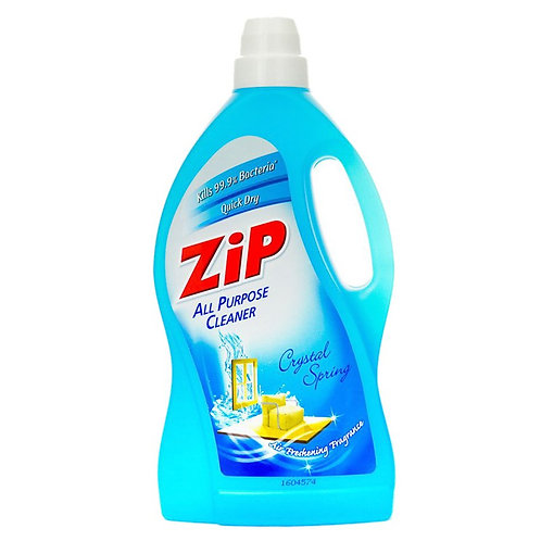 Zip All Purpose Cleaner - Crystal Spring	1.8L