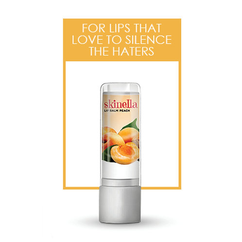 Peach Lip Balm