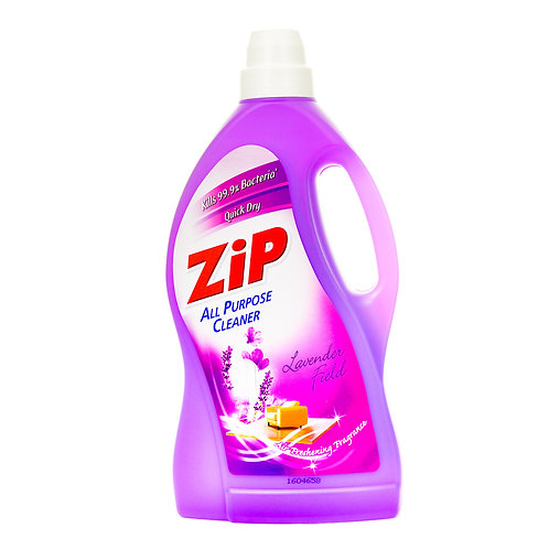 Zip All Purpose Cleaner - Lavender Field	1.8L