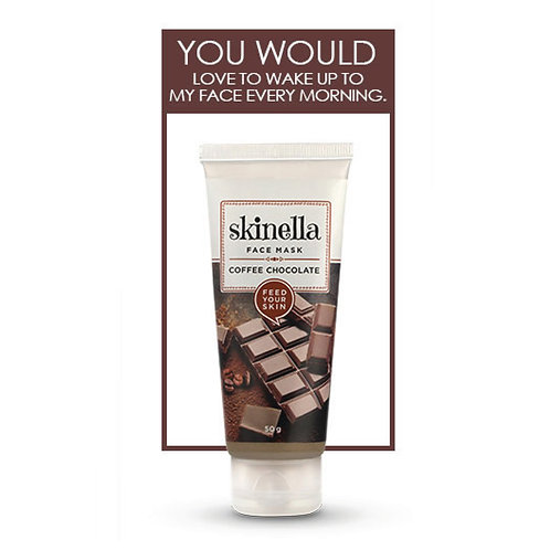 Coffee Chocolate Face Mask