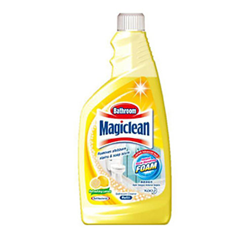 Magiclean Bathroom Lemon Refill	500ml