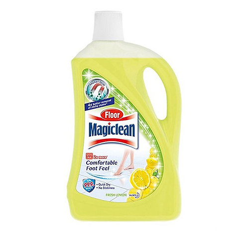 Magiclean Floor Fresh Lemon	2L