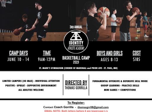 IAA Basketball Camp