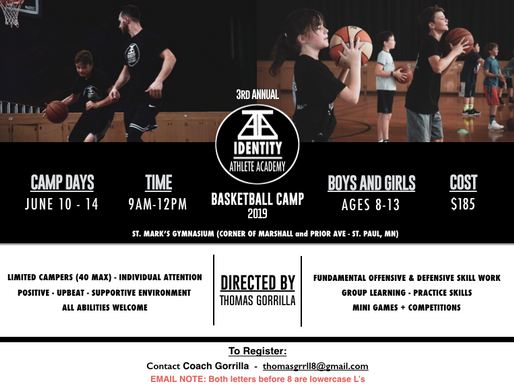 IAA Basketball Camp
