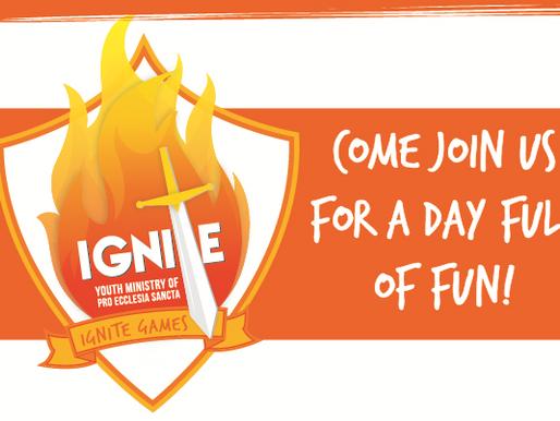 Ignite Games (Nov 9)