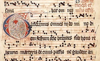 Music Matters: Chant