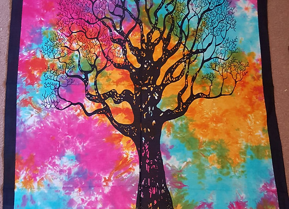 Tree of life (multicolour)