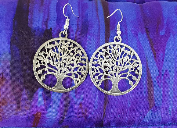 Tree of Life (Silver Plated)
