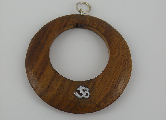 Hand Made Wooden pendent