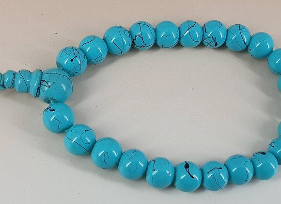 Turquoise Healing Gemstone Bracelet