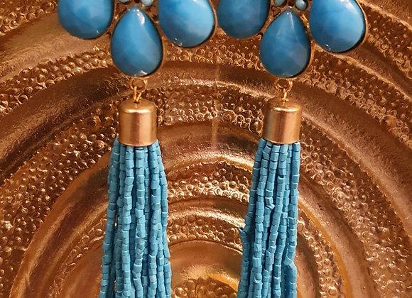 Turquoise Super Earrings
