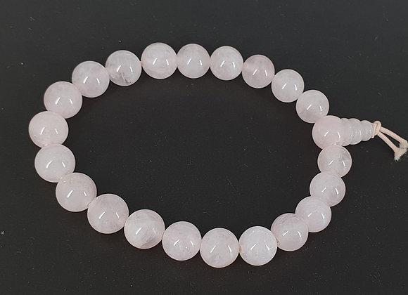 Rose Quartz Healing Gemstone Bracelet