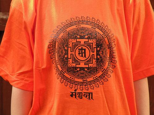Mandala mens T shirt