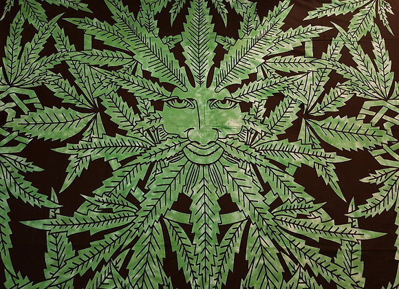 Hemp God(Green)