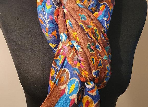 Pashmina Multicoloured