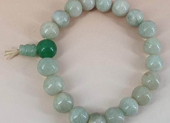 Healing Green Jade Bracelet