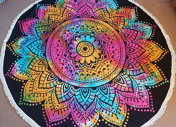 Lotus Mandala(Multicolour)