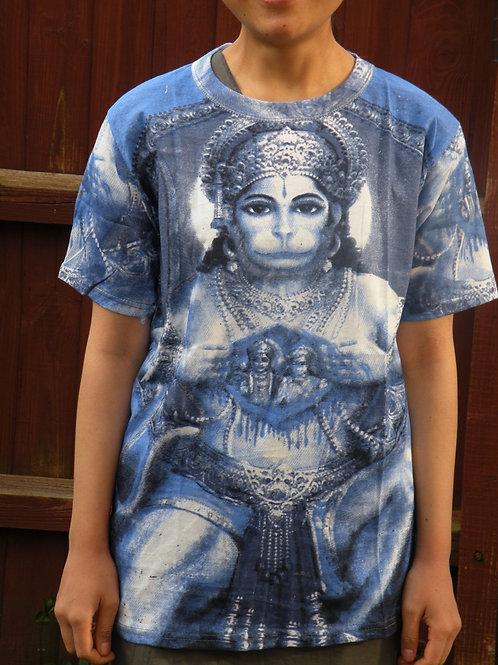 Monkey God (Hanuman) Unisex t- shirt