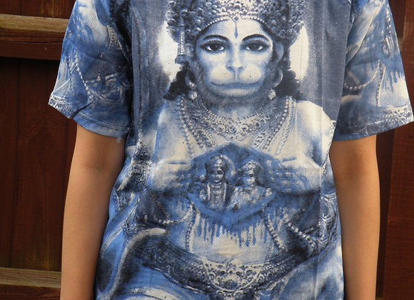 Monkey God (Hanuman) Unisex t- shirt