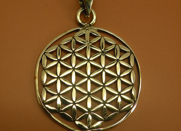''Flower of life'' SACRED GEOMETRY Satin Finished