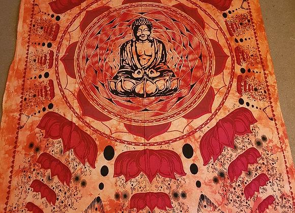Buddha Boddhisattva Lotus(Orange)