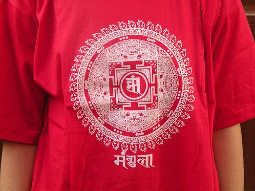 Mandal Mens T shirt
