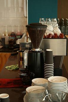 coffee shop renovation