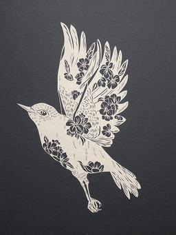 Birds of Spring #4