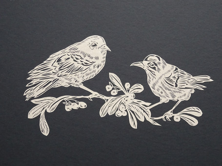 Birds of Spring #3