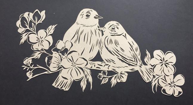 Birds of Spring #2