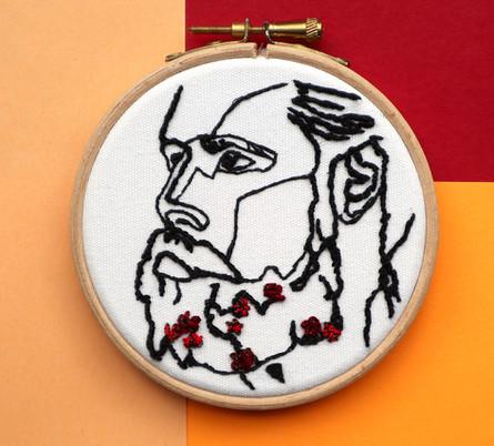 Beards N' Roses #1