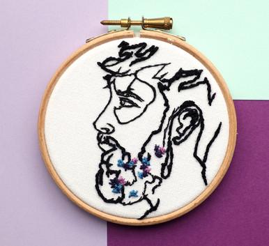 Beards N' Roses #3