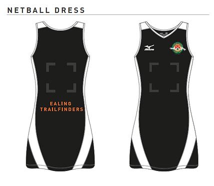Ealing Netball Dress JUNIOR