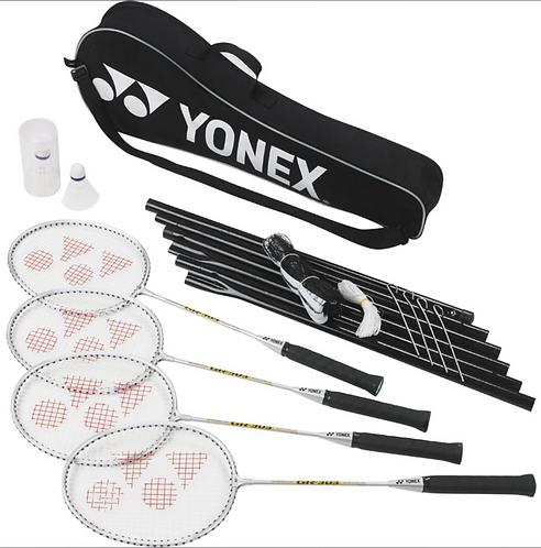 Yonex 4 Racket Garden Badminton Set