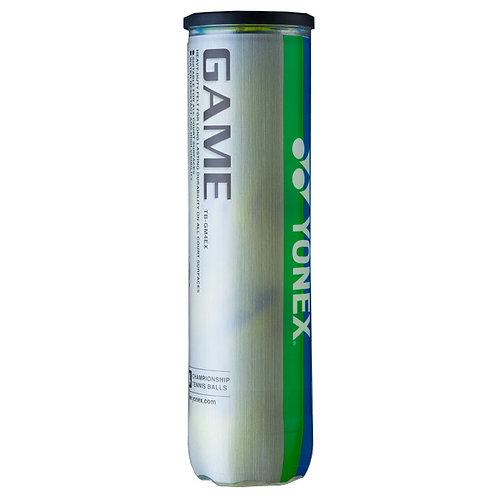 3 Pack of Yonex Game 4 Ball Tube