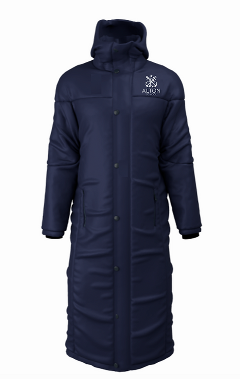 Alton School Junior Contour Jacket